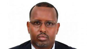 رئيس غرفة التجارة الصومالية، محمود عبدي علي (العربي الجديد)